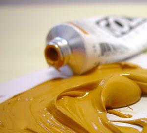 丙烯颜料要根据不同的用途进行细分