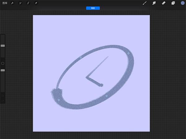 另一个需要注意的是「速创图形(QuickShape)」手势功能。