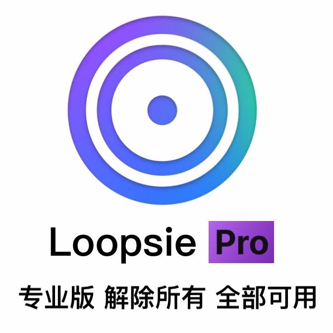 Loopsie Pro 专业版