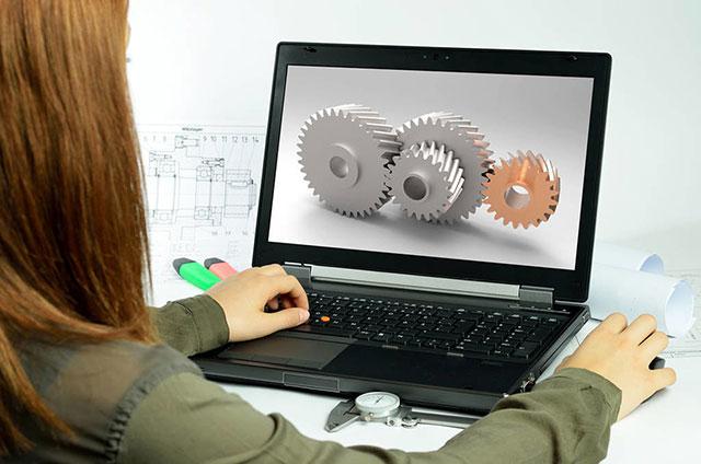 CAD作为一款使用广泛的平面绘图软件,自然是2D模具设计师首选。