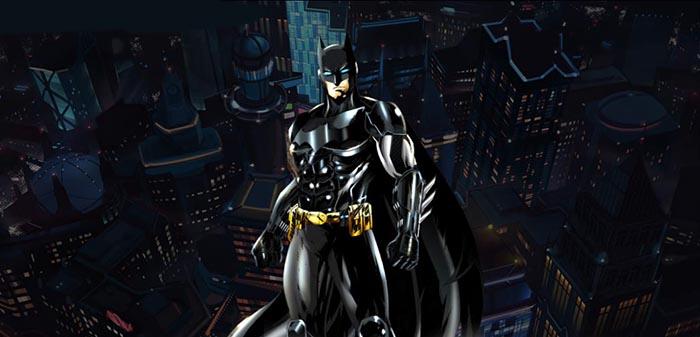 漫威超级英雄同人-冷酷都市 Grim City V1.2