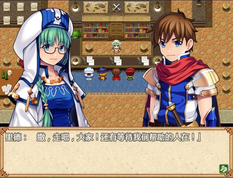 给大家带来这款汉化游戏:  阿尼亚和10的羞辱者V1.01 精翻汉化版(アニャと10のO辱者)  这是[Z印]制作组发售的一款RPG作品,和传统打怪升级RPG不同,讲究[策略战斗]玩法  控制菜鸡冒险者少女阿尼亚,使用各种骚操作打败敌人  每一场战斗都有十分精妙的设定和突发事件,游戏性很高  整体剧情轻松向,女主和使魔的互相吐槽也十分值得一看  PC和安卓共用一个游戏本体,安卓需要用JoiPlay模拟器游玩,压缩包内已附带模拟器。  【游戏介绍】:  新晋冒险者阿尼亚,因为人菜瘾大所以一直接不到正经委托,但就在那天,这家伙得知了过去恶名远扬的最强魔物复活的传闻  这个傻家伙完全没细想,收拾行李就决定讨伐魔物扬名立万,而就在同时一只满嘴跑火车的小恶魔靠着坑蒙拐骗来到了人类世界  这对没头脑和不高兴,意料之外的成为了搭档……